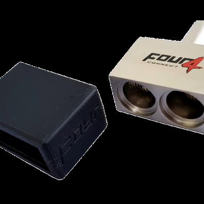 Dedoubleur 50 mm² pour amplificateur