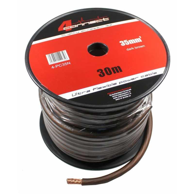 4 connect 35 mm noir ultra flexible