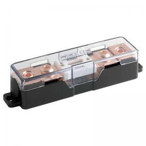 4 connect porte fusible anl cuivre stage 3 avec 2 fusible 200a
