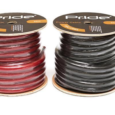 câble alimentation Power Cable 48mm² Rouge