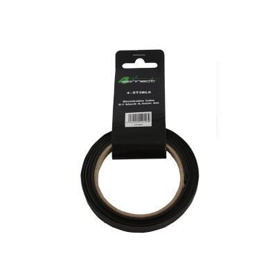 gaine rétractable , 2: 1 noir 6,4 mm 3 m