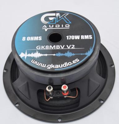 8 MBV Mid Bass V2