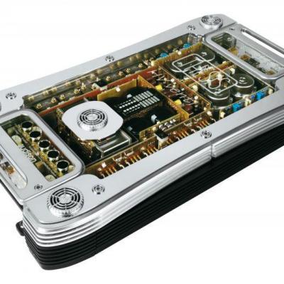 Amplificateur 2 canaux audison hvventi