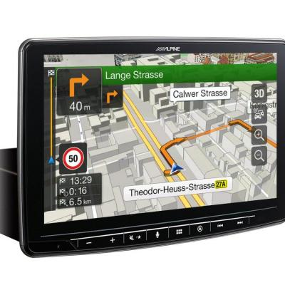 Built in igo primo nextgen navigation ine f904d 3d map