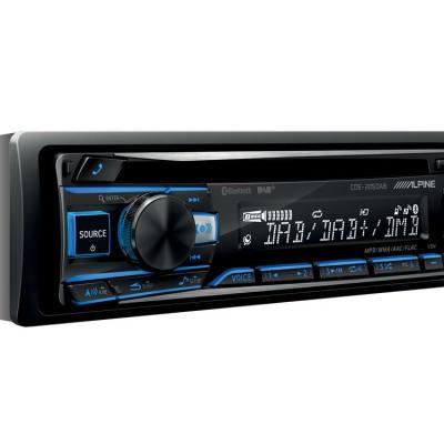 Cde 205dab dab cd usb receiver with advanced bluetooth