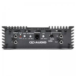 Dd audio dm2500a 2500 w rms 1 ohm 1