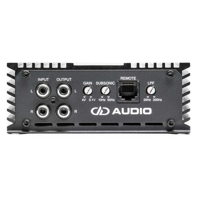 Dd audio dm500a 500 w rms 1 ohm 2