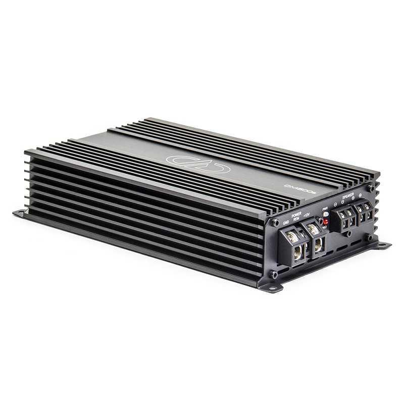 Dd audio dm500a 500 w rms 1 ohm