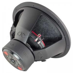 Dd audio redline dd718d2 46 cm 1200 wrms double 2 ohms 1