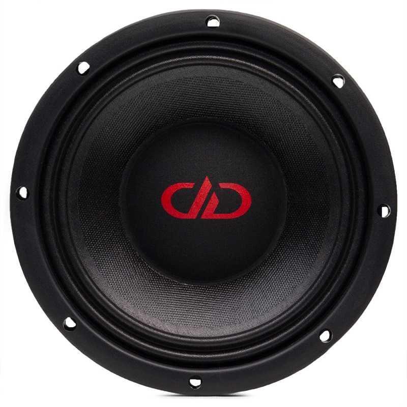 Dd audio vo w8a hard dc woofer 20 cm 450 wrms 4 ohms 96 db 2