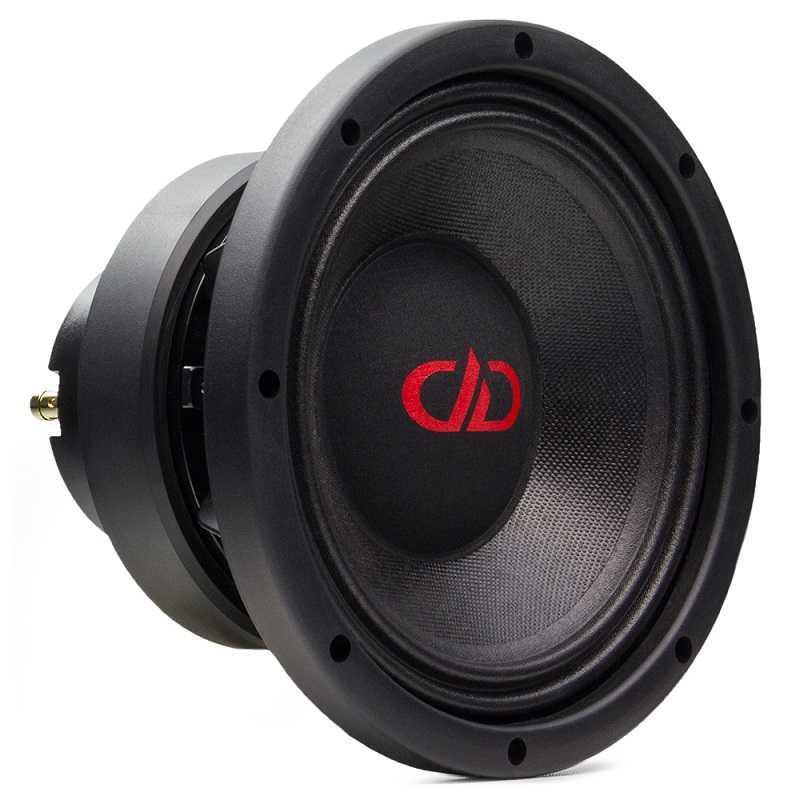 Dd audio vo w8a hard dc woofer 20 cm 450 wrms 4 ohms 96 db