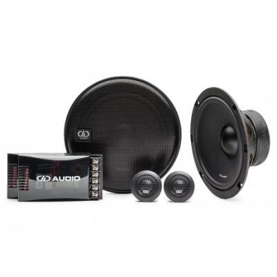 DD Audio EC 6.5