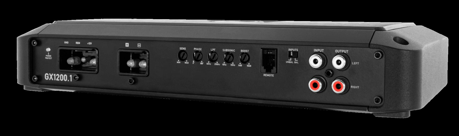 Gx 1200w 1 channel monoblock class d amplifier 890932 2000x