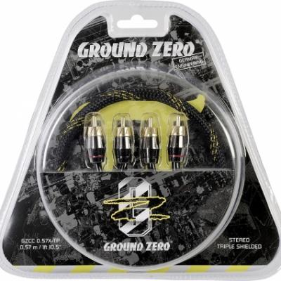 RCA ground zero triple blindage 0.57cm