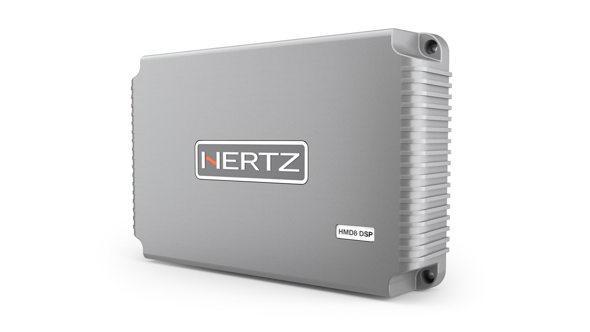 Hertz marine hmd8dsp
