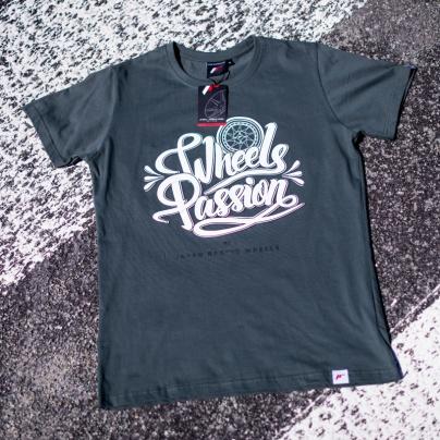 Jr men s t shirt passion olive size lm