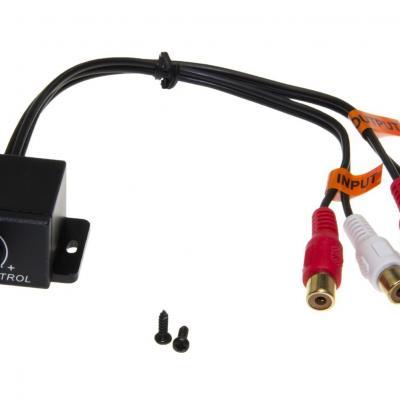 rca control pour amplificateur
