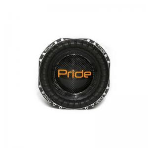Pride st 10d04 full carbone 25 cm 5000 wrms double 04 ohms 1