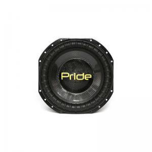 Pride st 12d04 full carbone 30 cm 5000 wrms double 04 ohms 3