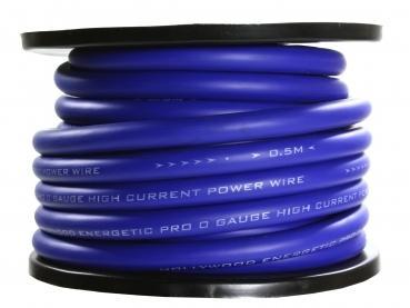 cable alimentation 53mm²  100% cuivre bleu