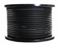 cable alimentation100% cuivre 10 mm² noir
