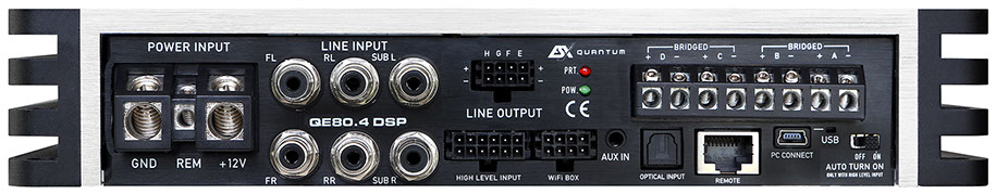 Qe804dsp front