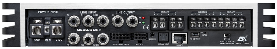 Qe806dsp front