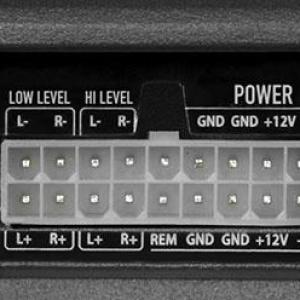 V1100a control panel