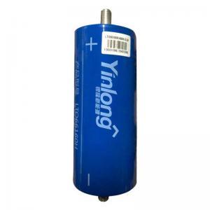 Yinlong 6 piles a oxyde de titanate de lithium lto 23v 40ah 2